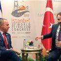 امضای توافق خط لوله مشترک ترکیه و رژیم صهیونیستی تا آخر ۲۰۱۷
