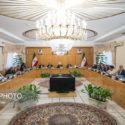 روحانی در جلسه هیات دولت