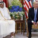 ترامپ: ۱۰ کشور حاضرند پذیرای نیروهای آمریکایی باشند/در قطر میمانیم