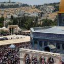 نمازگزاران فلسطینی به مسجد الاقصی بازمیگردند