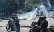 روز خونین انتخابات در ونزوئلا/ میزان مشارکت ۴۱.۵ درصد اعلام شد+ تصاویر
