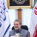 لاریجانی : امیدواریم وزرایی که رای اعتماد گرفتند از پشتیبانی جدی مجلس استفاده کنند