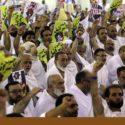 حجاج ایرانی سیاستهای سلطهگرانه آمریکا را محکوم کردند