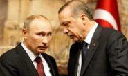 گفتوگوی اردوغان با پوتین درباره سوریه / توافق با نشست سهجانبه روسیه، ترکیه و ایران در استانبول