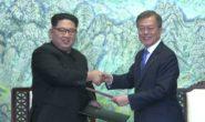 رهبران دو کره برای خلع سلاح هستهای کامل در شبهجزیره کره توافق کردند