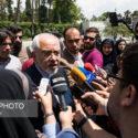 ظریف :  طرح مذاکره مجدد با ایران خیالبافی است