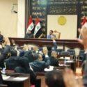 پارلمان عراق دولت را به پایان حضور نیروهای آمریکایی ملزم کرد