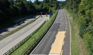 تغییر رنگ جادهها، راهحلی برای کاهش دمای هوا