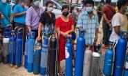 کادر درمان میانمار: حکومت نظامی سیلندرهای اکسیژن احتکار میکند/ صف مردم برای سوزاندن جنازهها