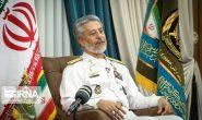 دریادار سیاری: اقدامات ارتش در سیستان و بلوچستان موجب رضایت مردم شد