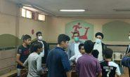رییس جمهوری منتخب از خانه کودکان کار یاسر در منطقه ۱۶ بازدید کرد