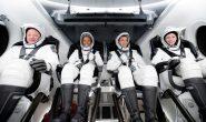 اولین سفر خصوصی مسافری به فضا (+عکس)