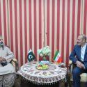 تاکید سرکنسول ایران و دستیار نخست وزیر پاکستان بر تعمیق تجارت دوجانبه